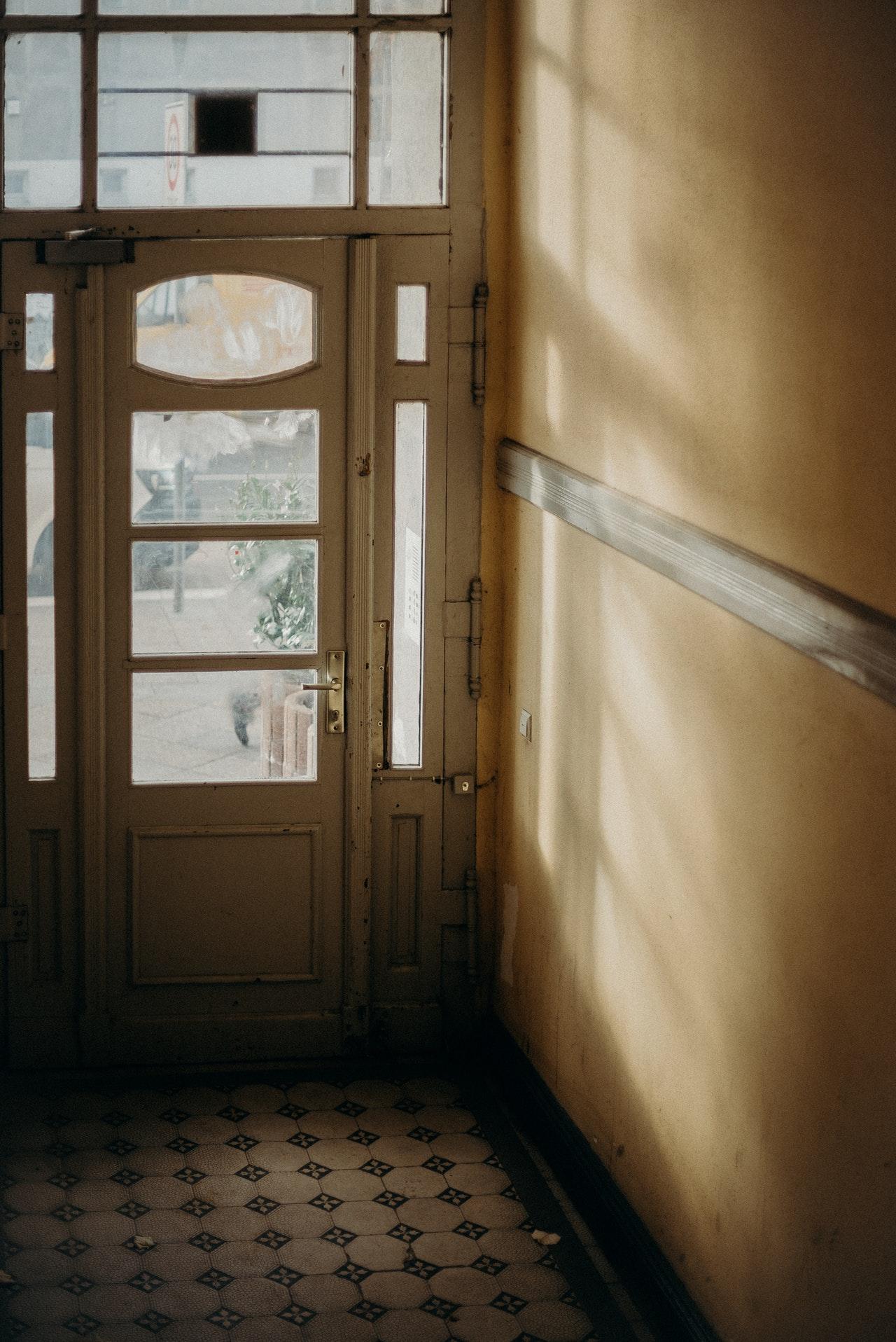 huisbeveiliging deur