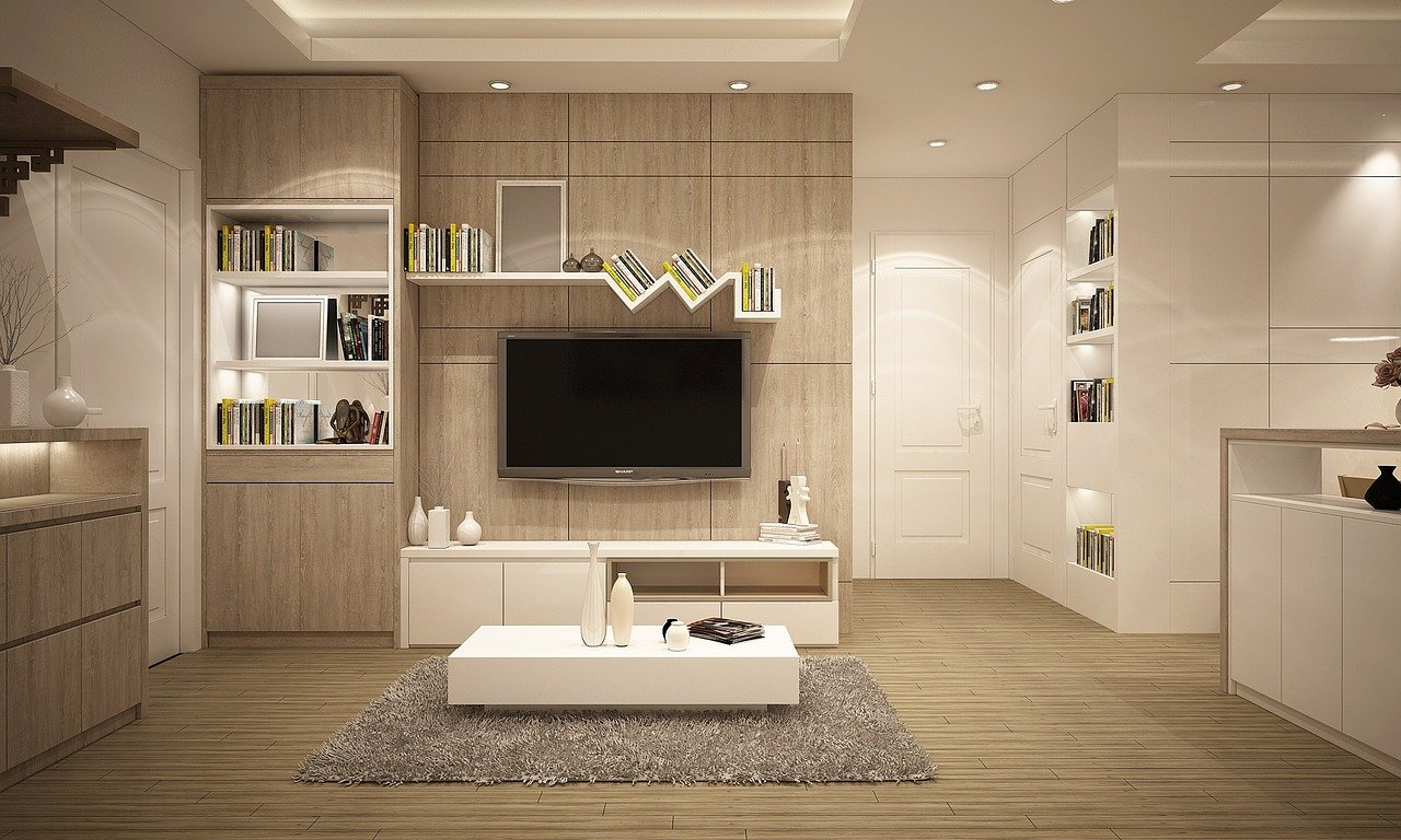 houten vloeren in huis