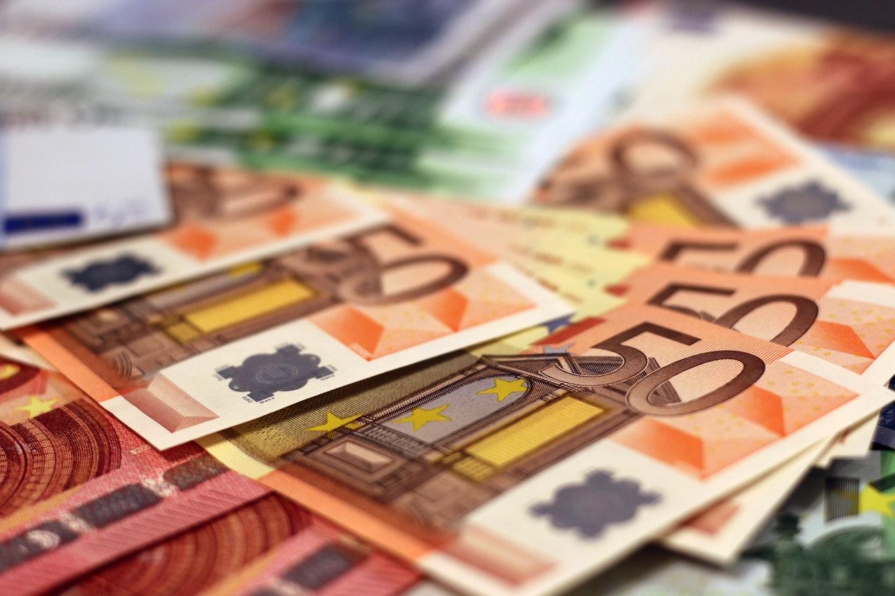 papiergeld 50 euro